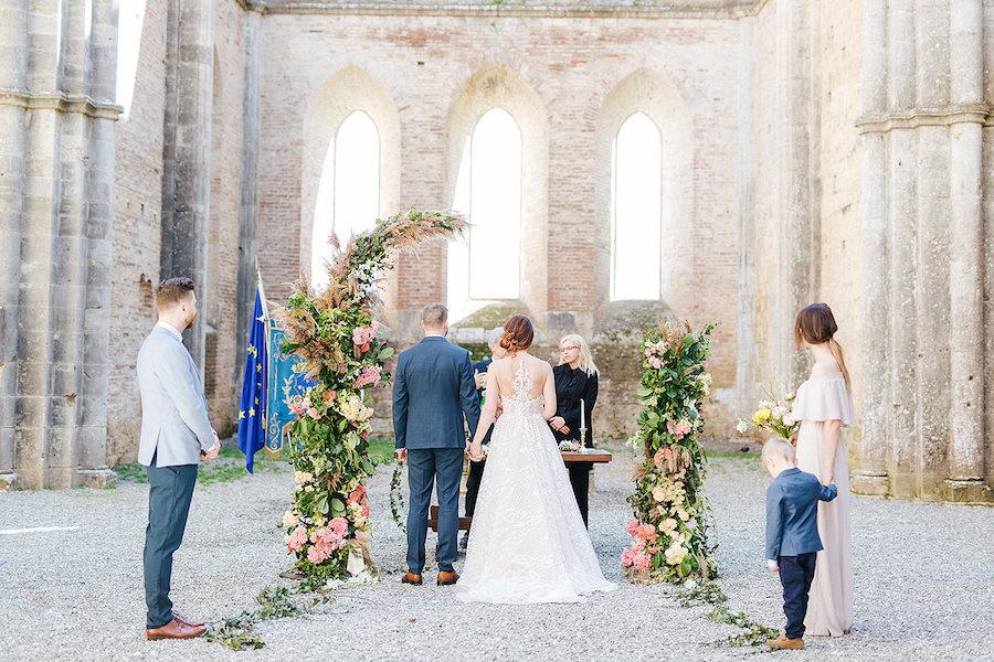 matrimonio a san galgano