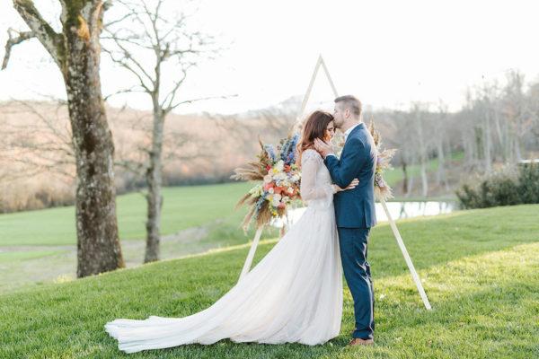 Un matrimonio magico all'Abbazia di San Galgano