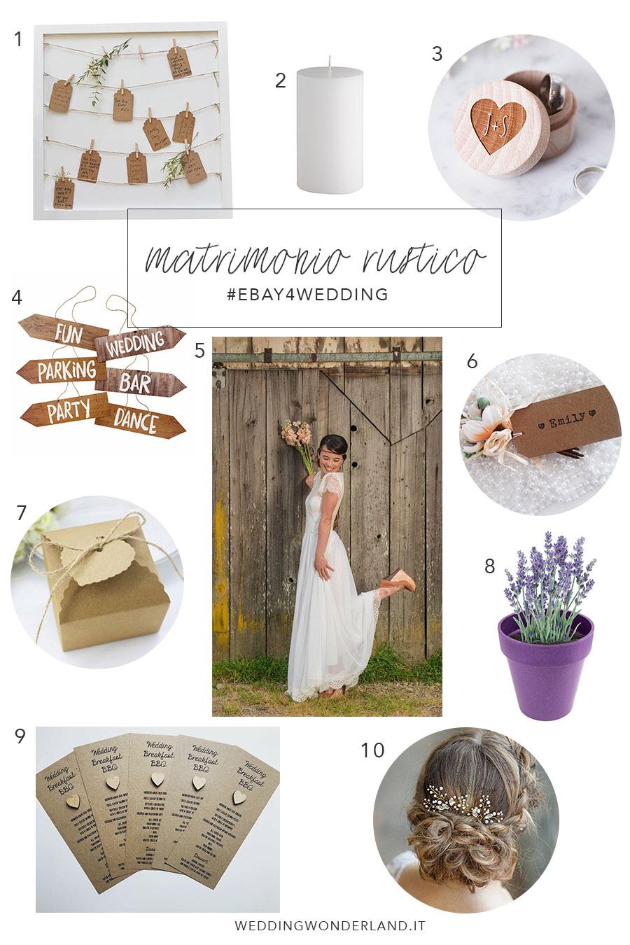 Matrimonio Rustico Colori : Stili matrimoni ecco come organizzare un matrimonio