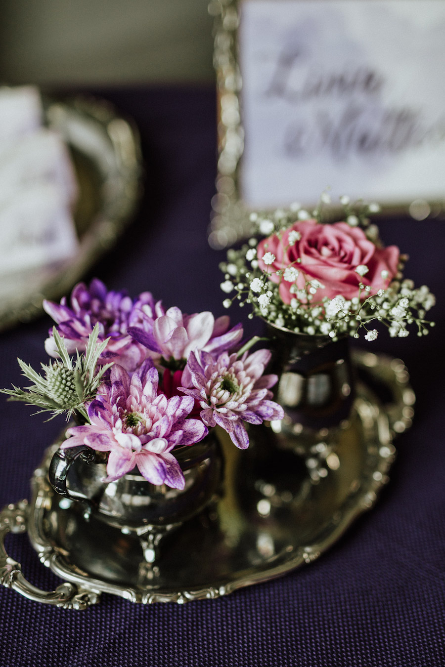 decorazioni matrimonio vintage