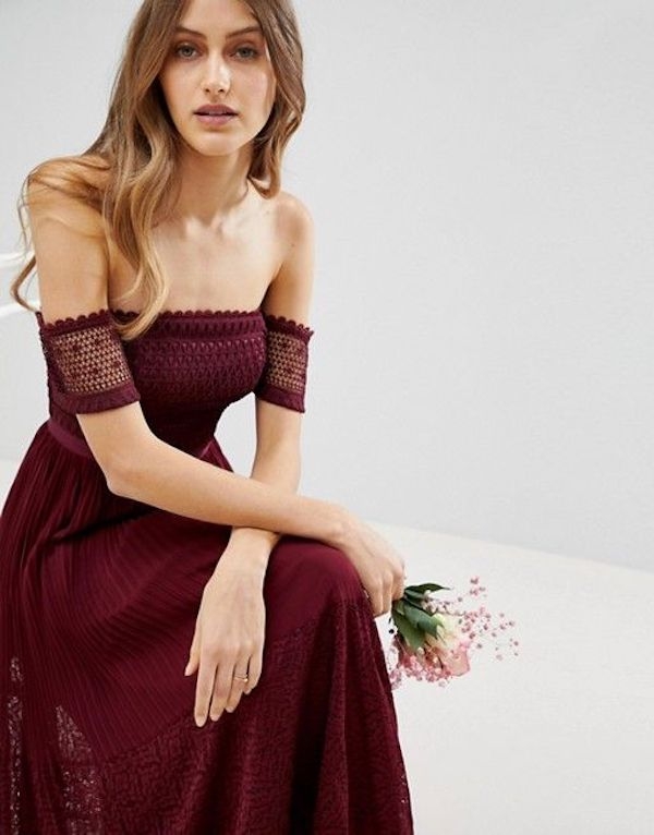 caldo-vendita lucentezza adorabile colore attraente 24 abiti perfetti per le vostre damigelle | Wedding Wonderland