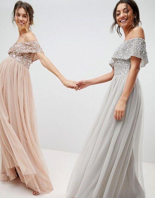 31559482b43c 24 abiti perfetti per le vostre damigelle | Wedding Wonderland