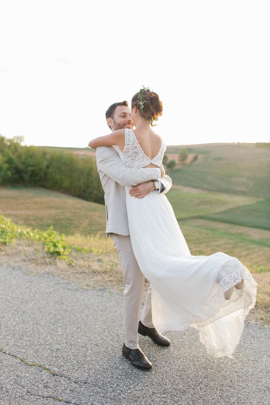 abito da sposa rembo styling