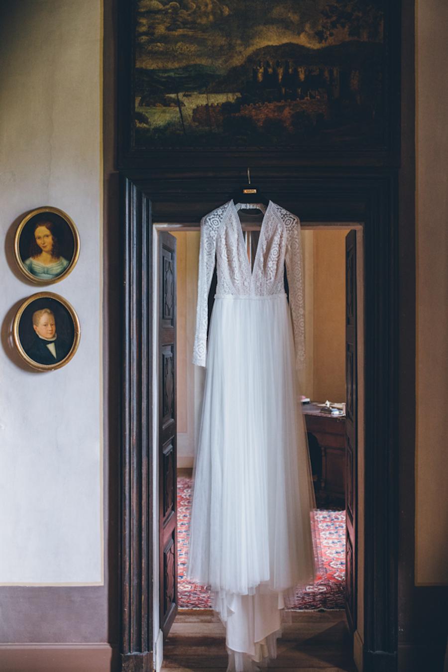 abito da sposa boho