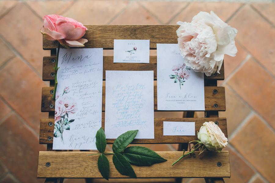partecipazioni floreali