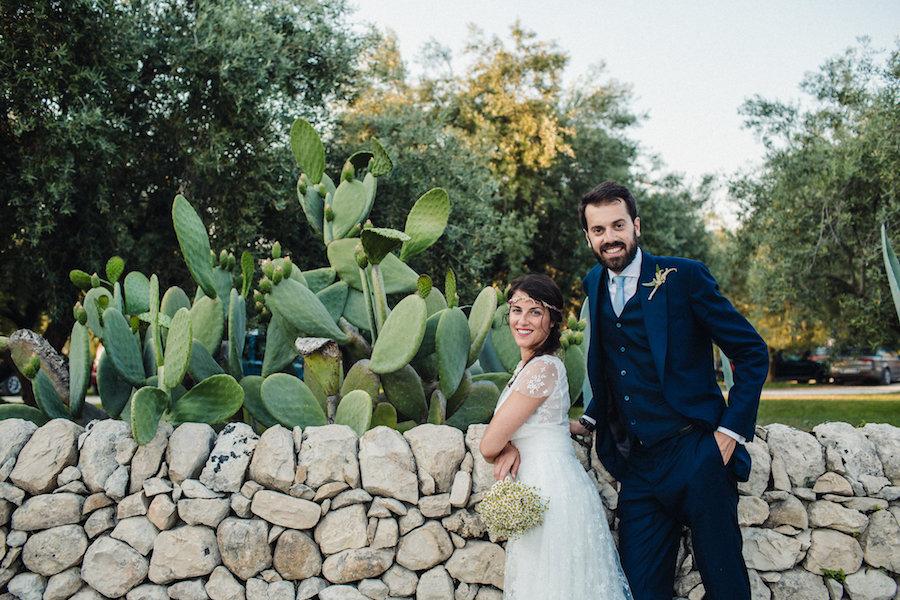 matrimonio boho chic a noto