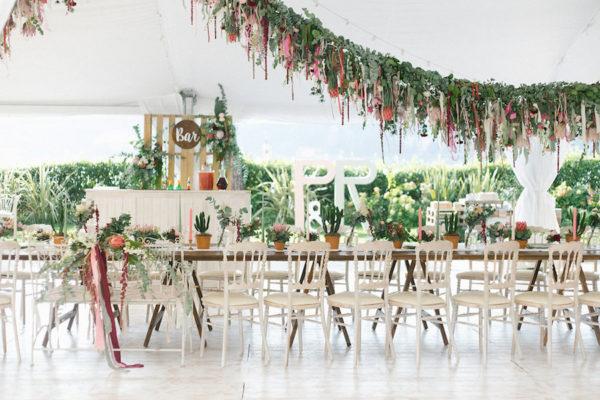 Un matrimonio bohémien sul lago di Como