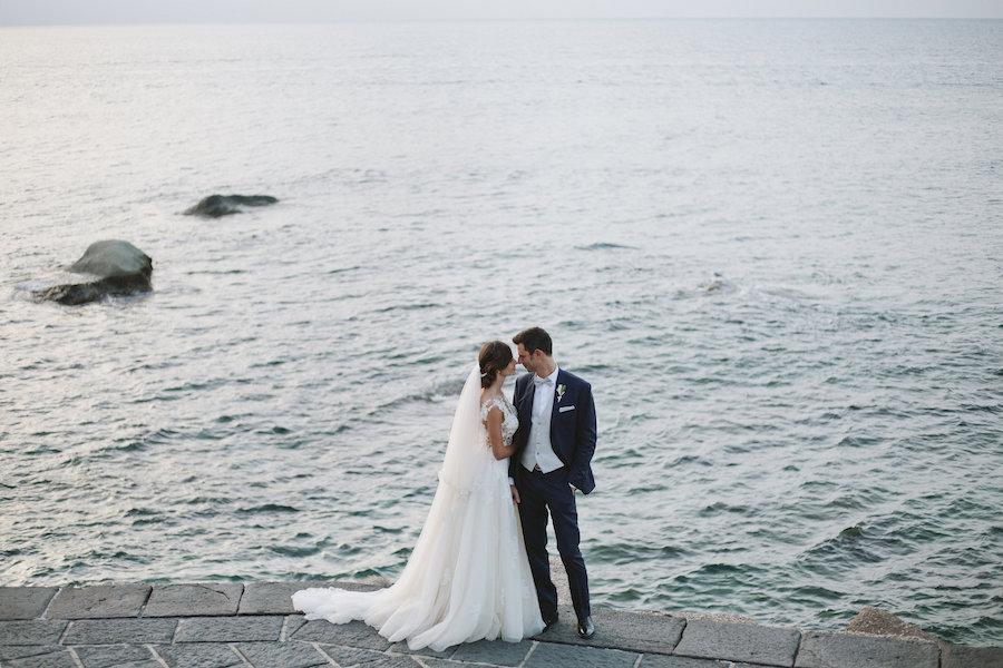 matrimonio romantico a ischia