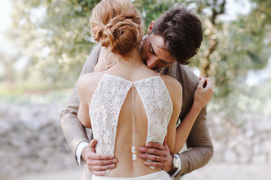 abito da sposa silvia valli