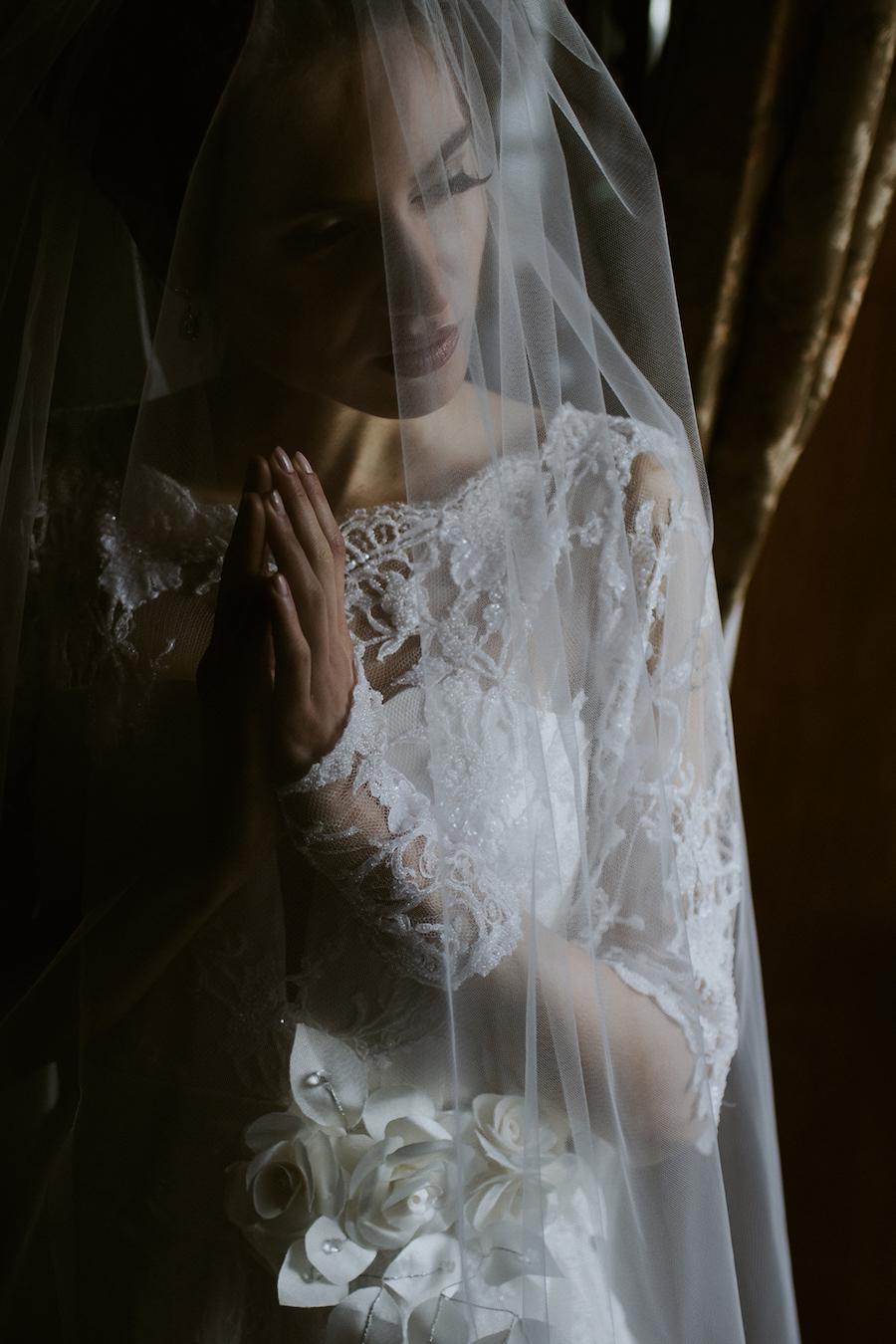 abito da sposa francesco copparoni