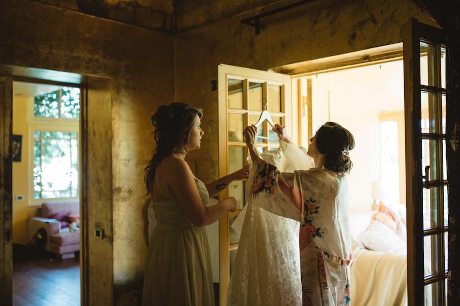 matrimonio vintage ispirato al tè
