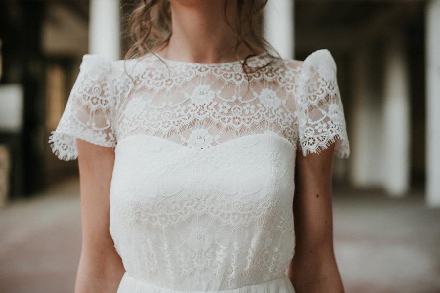 20bda8d13886 ... boutique di abiti da sposa che mancava. 14 Settembre 2018. Merry Me Roma  - Nadia Manzato