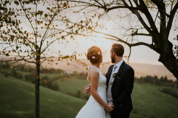 Un matrimonio ispirato alla fotografia