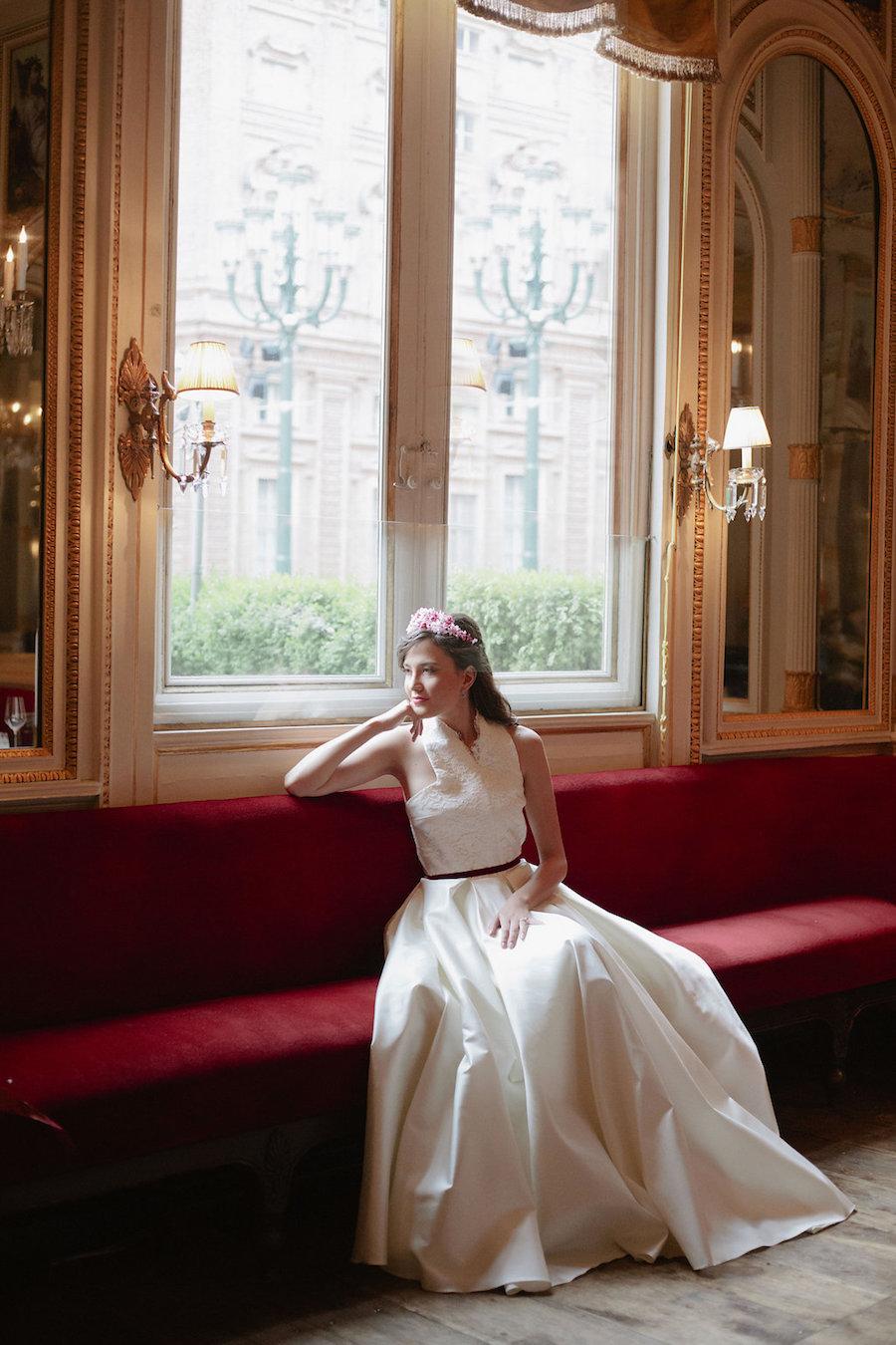 abito da sposa elena pignata bridal