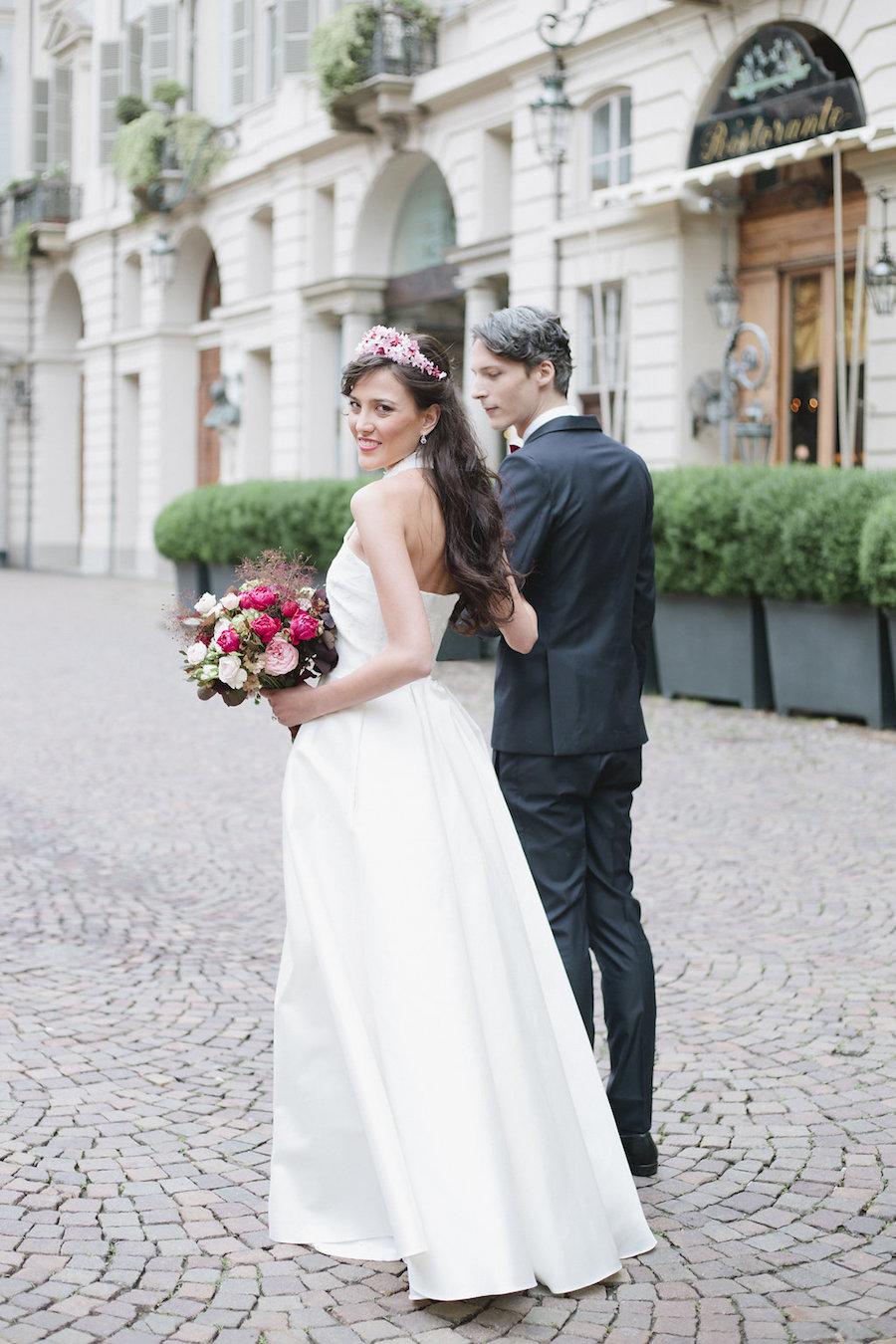 matrimonio raffinato a torino