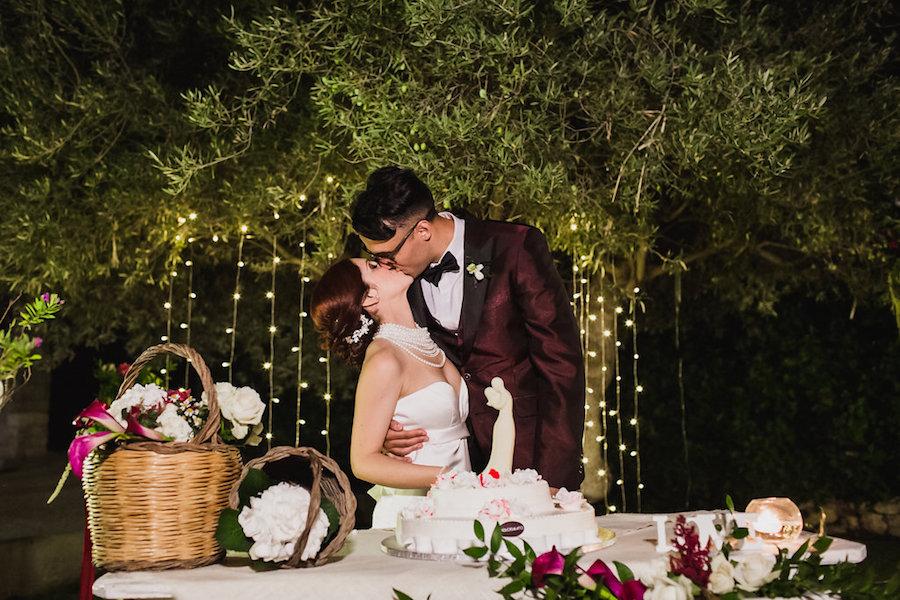 matrimonio bucolico marsala