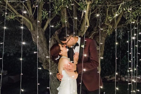 Marsala per un matrimonio bucolico