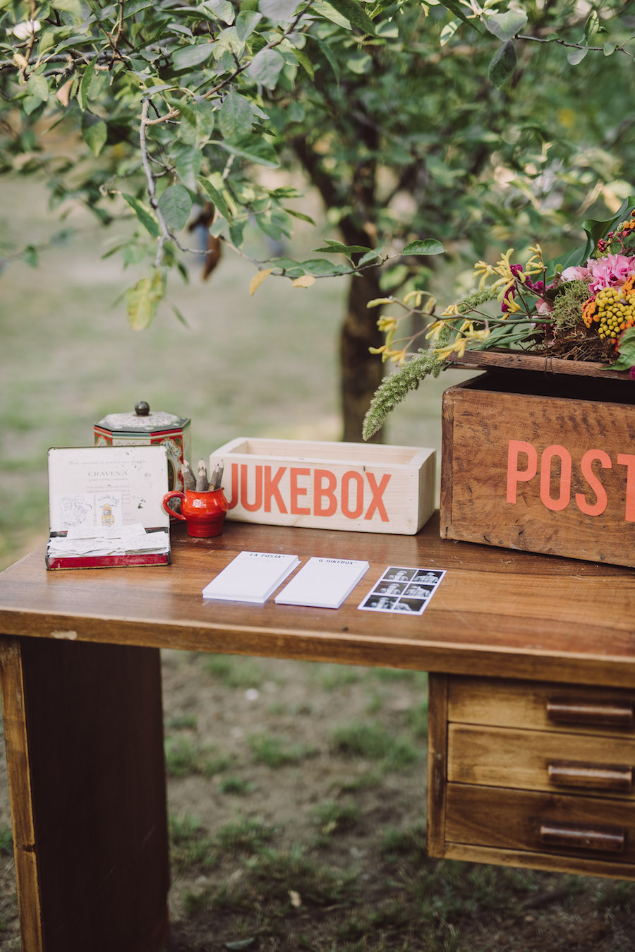 guestbook matrimonio vintage