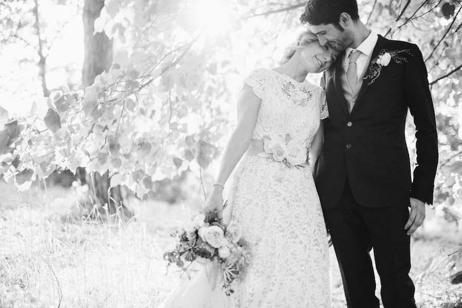 matrimonio bucolico tropicale