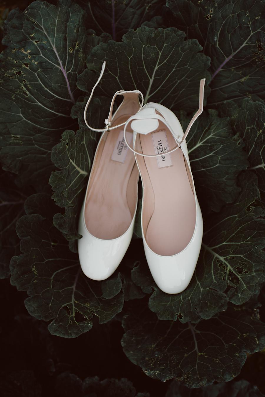 scarpe sposa valentino