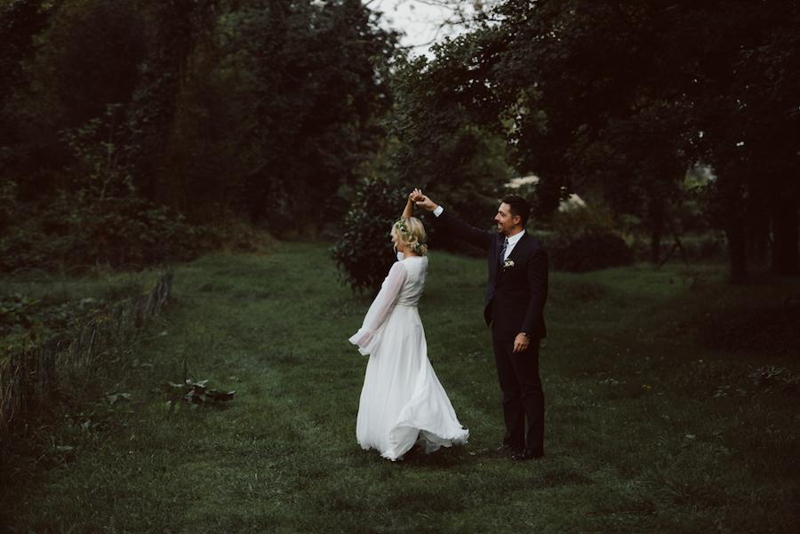 matrimonio boho chic autunnale