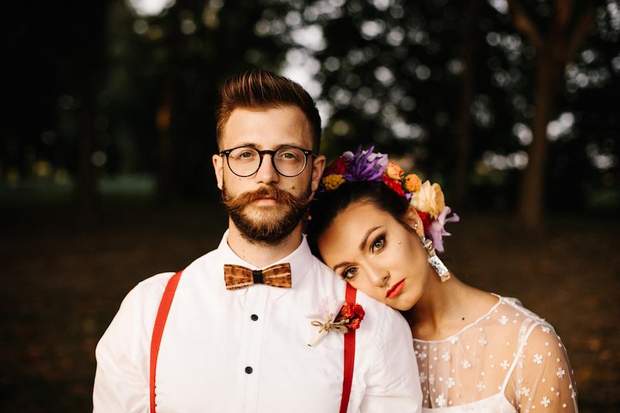 matrimonio boho chic messicano