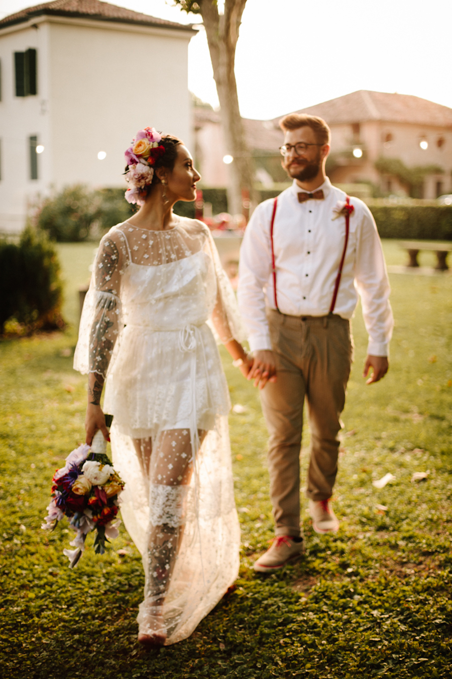 matrimonio boho chic messicano