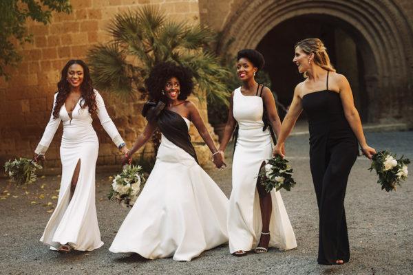 Un matrimonio naturale e non convenzionale