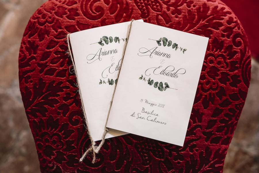 libretto messa con eucalipto