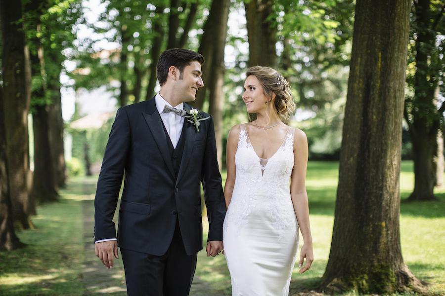 abito da sposa st patrick