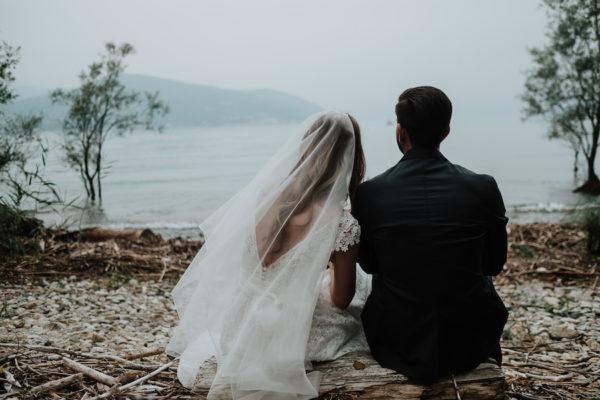 Un matrimonio vintage sul lago Maggiore
