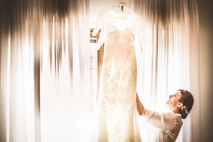 matrimonio vintage a tema infusi e tisane