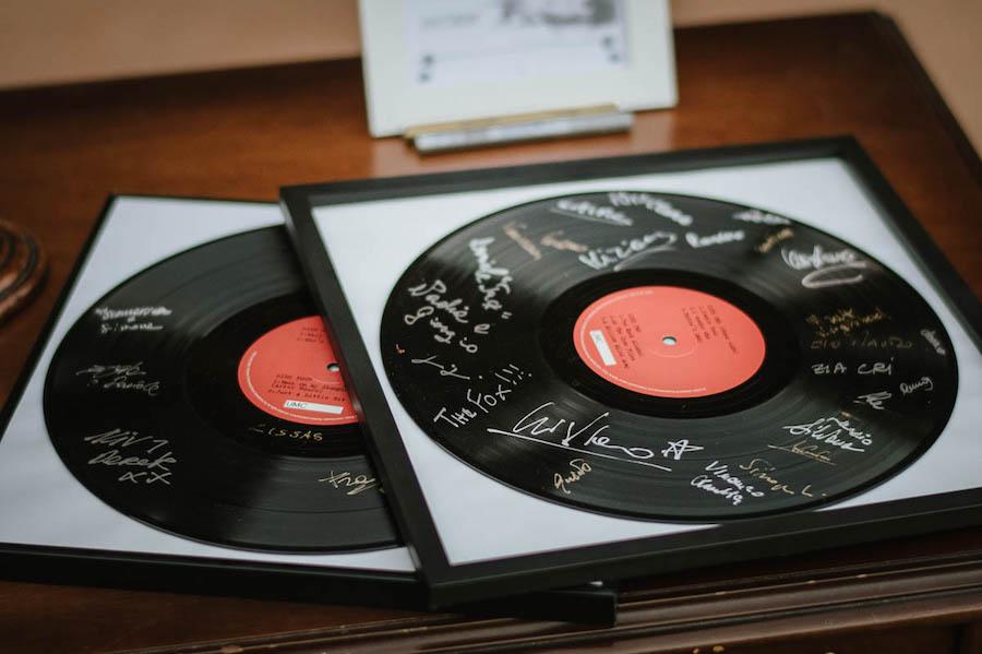 matrimonio anni '50 a tema musica