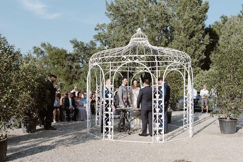 matrimonio art nouveau