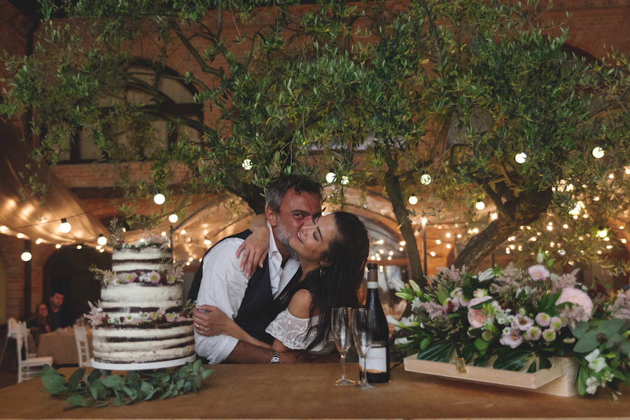matrimonio boho chic ispirato al vino