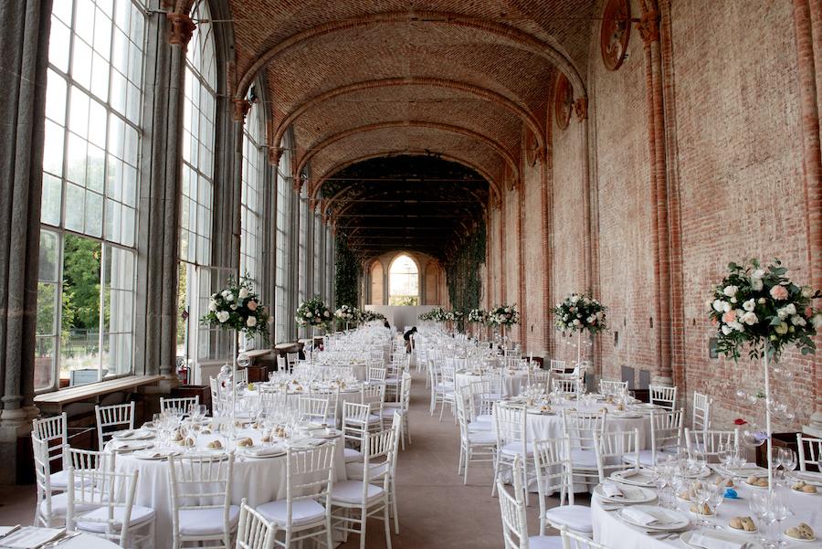 Matrimonio Tema Botanico : Un matrimonio botanico a tema origami sara event