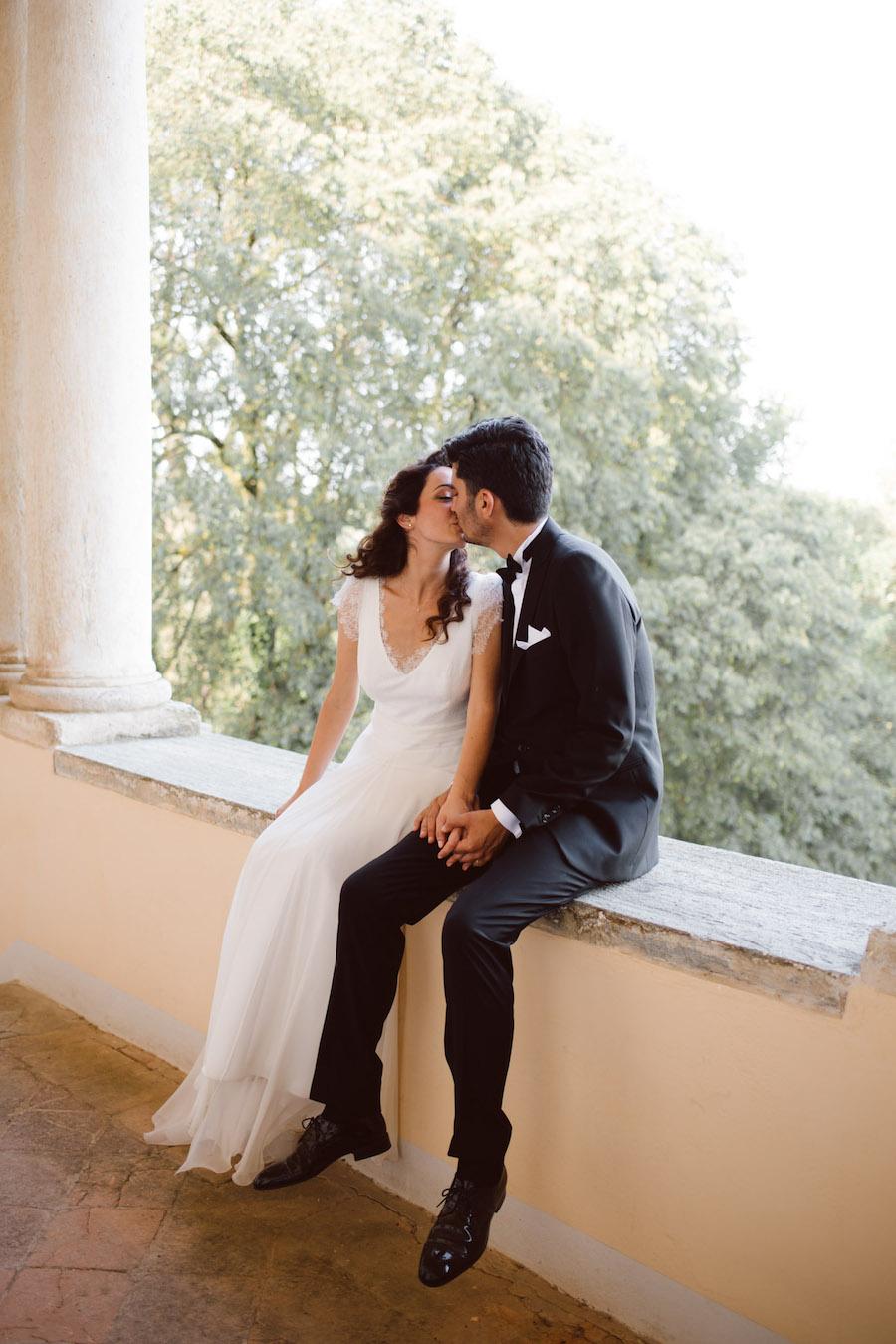 matrimonio botanico raffinato