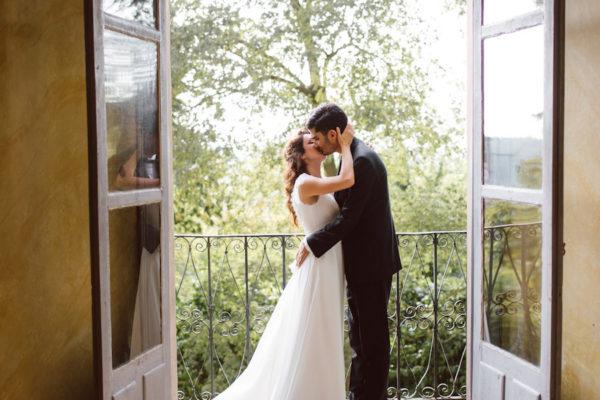 Un matrimonio botanico al Castello di Montà d'Alba