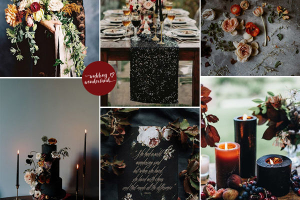 Inspiration board: Dark Autumn