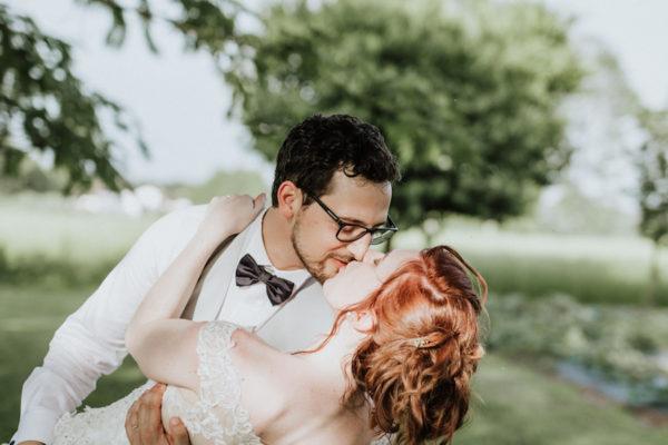 Un matrimonio ispirato ai balli del passato