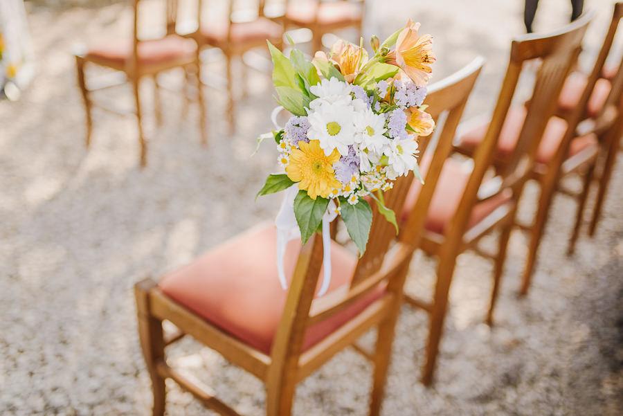 matrimonio vintage dai colori pastello