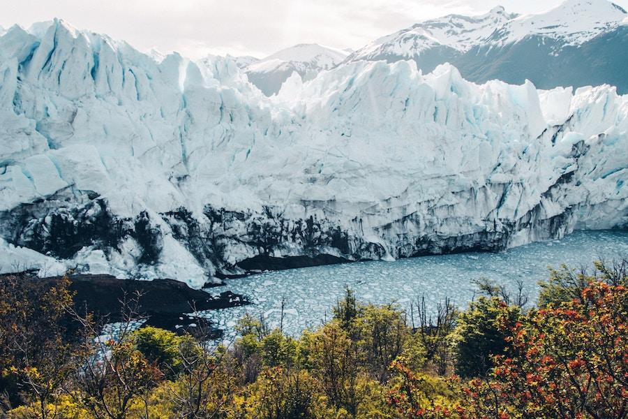 perito moreno - viaggio in patagonia