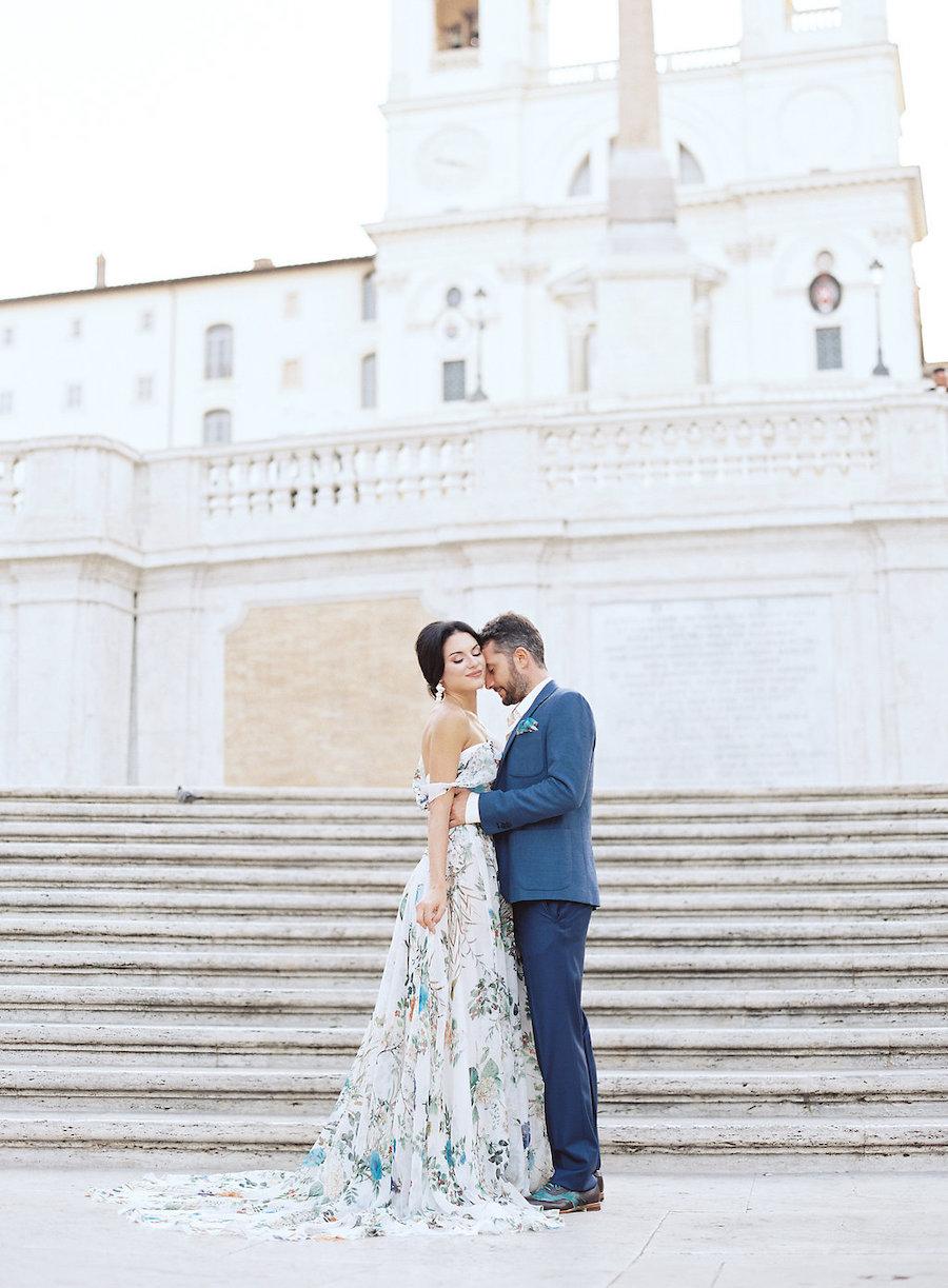 matrimonio organico a roma