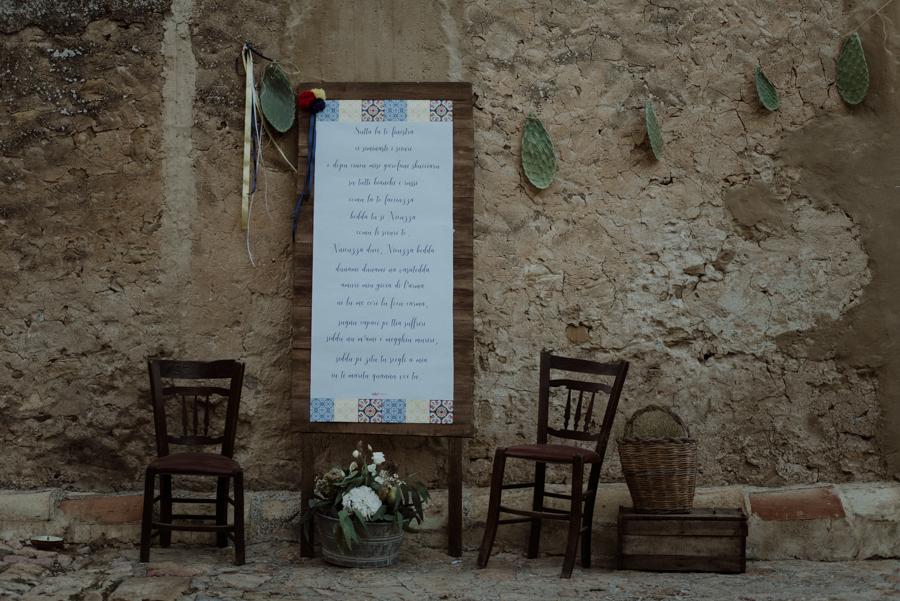 Un matrimonio ispirato alle maioliche siciliane wedding wonderland