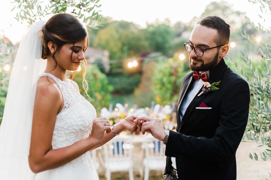Matrimonio Tema Stelle : Un matrimonio autunnale ispirato alle stelle wedding