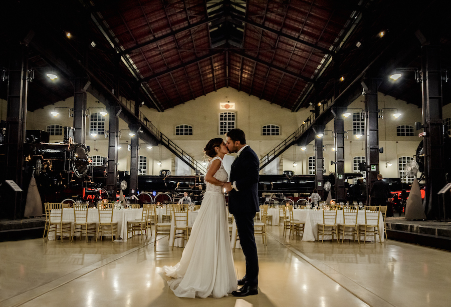 Un Matrimonio Al Museo Ferroviario Wedding Wonderland