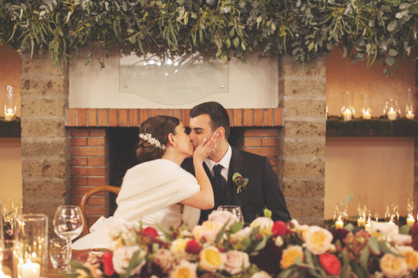 Uva e caldarroste per un matrimonio autunnale