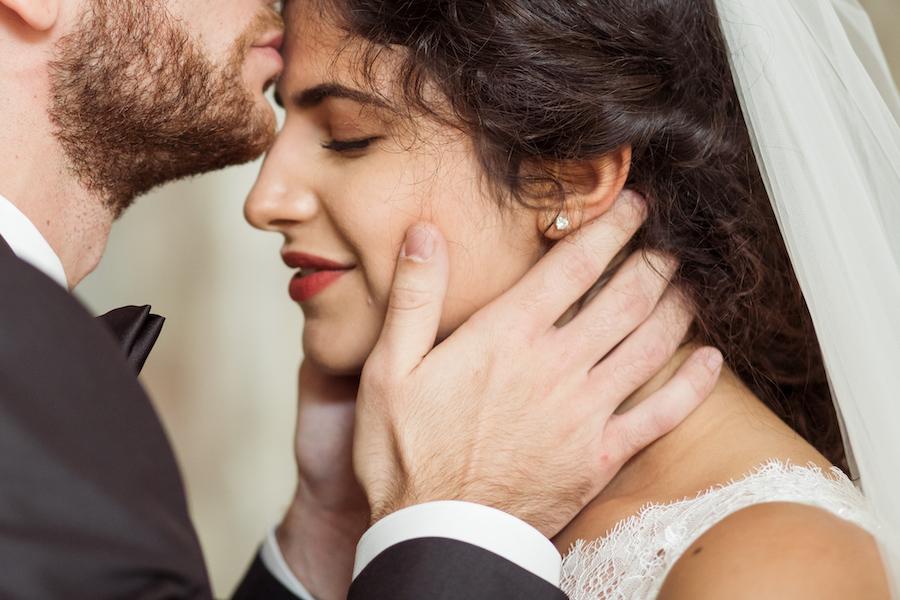 matrimonio autunnale all'eremo dei frati bianchi