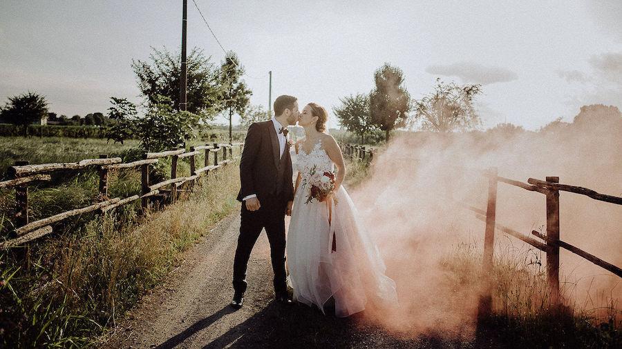 matrimonio a tema viaggi