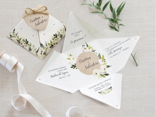 Partecipazioni Matrimonio Originali.Partecipazioni Di Nozze I Trend Per Il 2019 Wedding Wonderland
